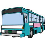 高速バスで行かれる方